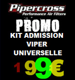 Pipercross Viper universelle